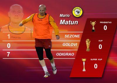 Mario Matun