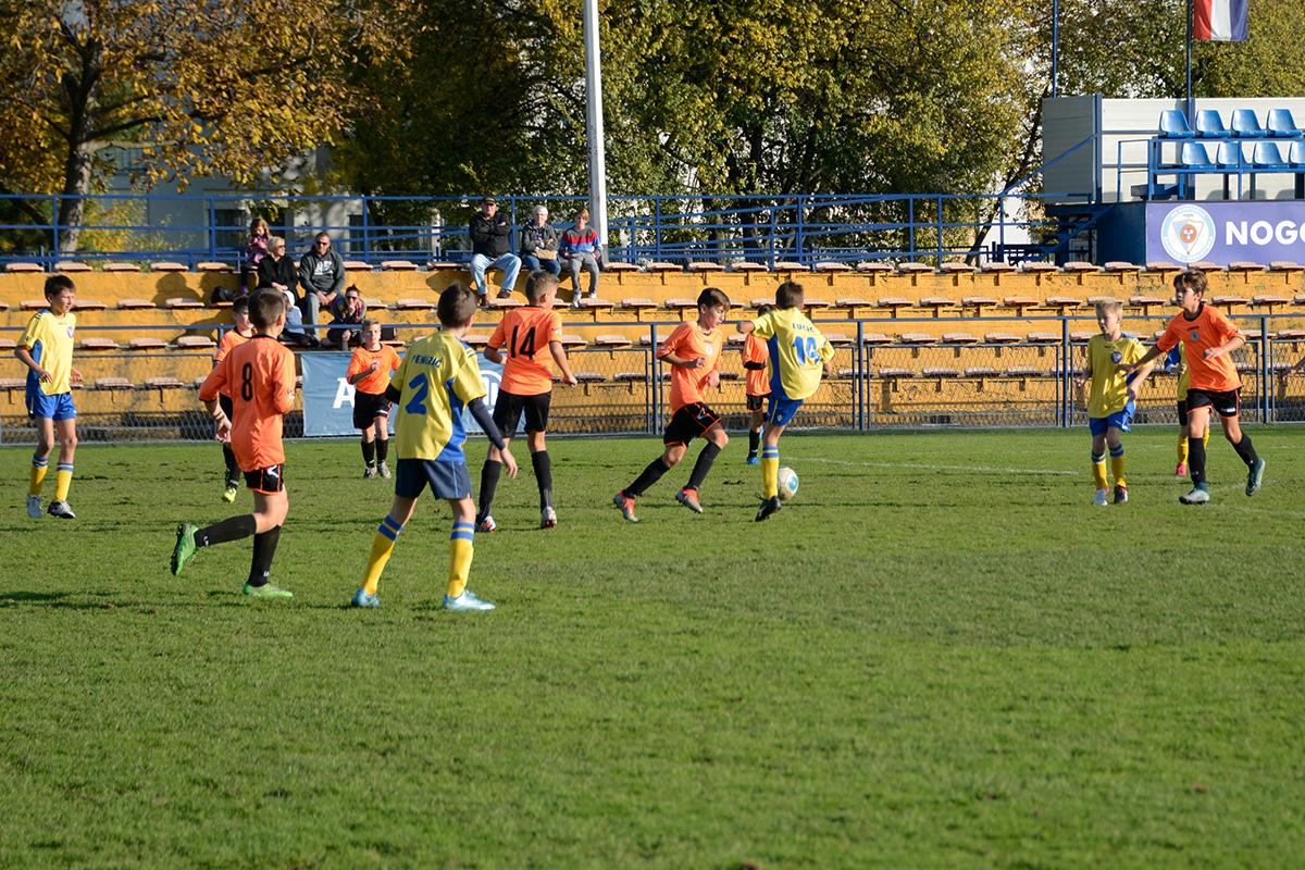 NK Kustošija vs NK Vrapče