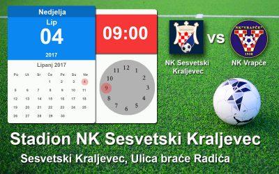 22.kolu ZNL NK Sesvetski Kraljevec vs NK Vrapče