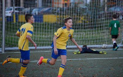 NK Trešnjevka vs NK Vrapče 0:10