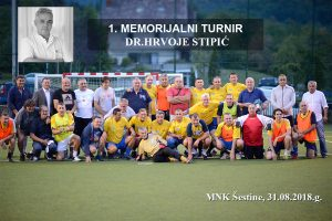 1.Memorijalni turnir H.Stipić