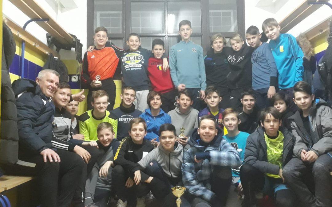 NK Vrapče prvaci ZMNL Jazbina