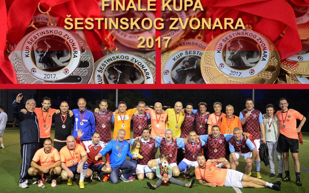 FINALE KUP-a ŠESTINSKOG ZVONARA 2017.