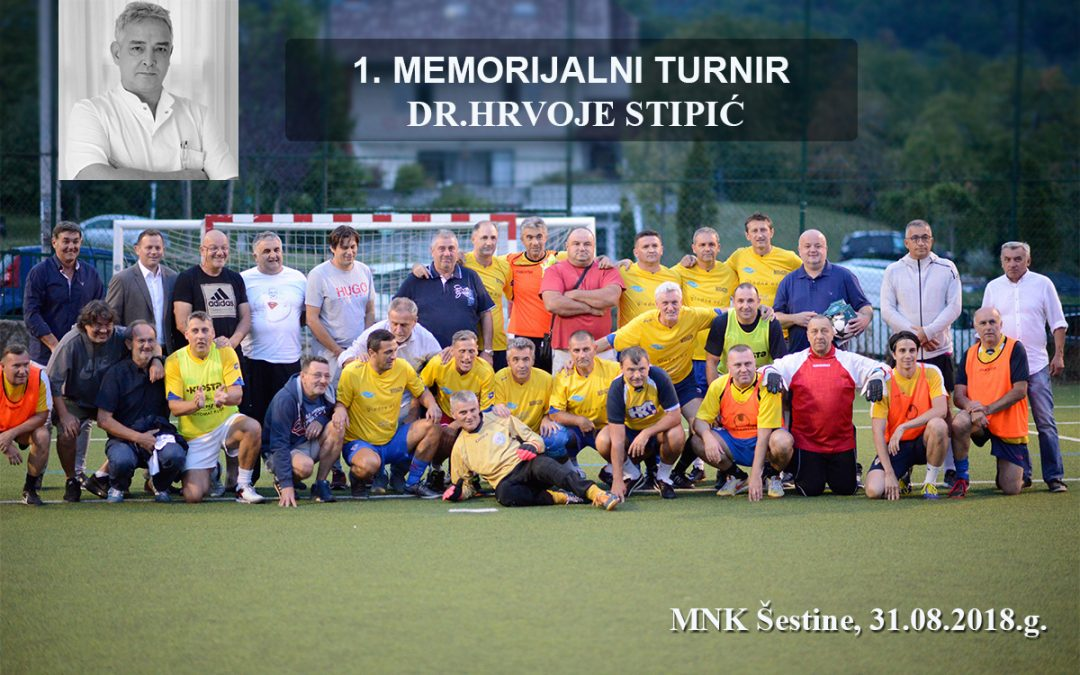 1.Memorijalni turner Dr.Hrvoje Stipić